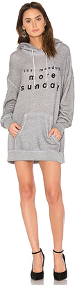 Wildfox Couture 3 Day Weekend Hoodie in Gray $148 thestylecure.com