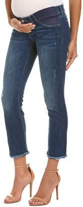 8a5b87a04101b DL1961 Premium Denim Mara Ravine Maternity Instasculpt Straight Ankle Cut