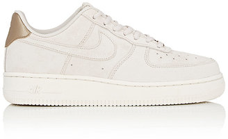 Nike Women's Air Force 1 '07 Premium Sneakers $120 thestylecure.com