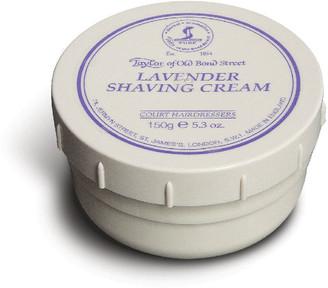 Taylor of Old Bond Street Shaving Cream Bowl (150g) - Lavender