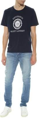 Saint Laurent Five Pockets Skinny Jeans