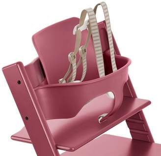 Stokke Tripp Trapp Baby Set - Heather Pink (High Chair Not Included)