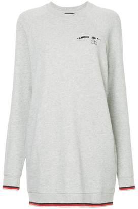 The Upside marl sweater dress