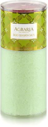 Agraria Lemon Verbena Bath Salt Tower, 16 oz./ 454 g