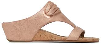 Donald J Pliner DIONNE, Metallic Brush Off Wedge