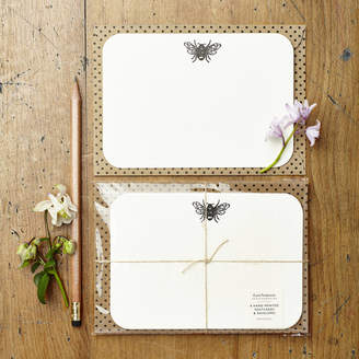 Bumble Bee Katie Leamon Notecards
