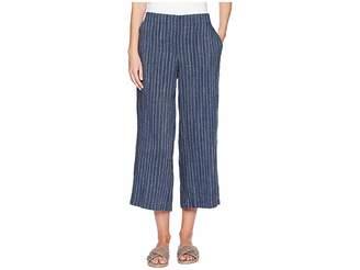 Eileen Fisher Wide Cropped Leg Pants Women's Casual Pants