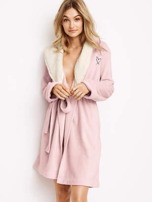 Victoria's Secret Victorias Secret The Cozy Short Robe