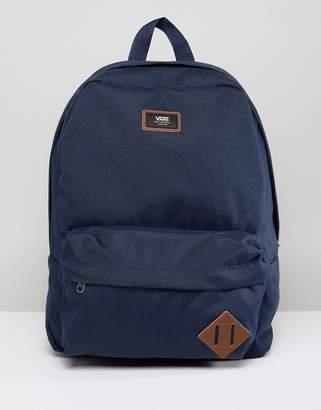 Vans Old Skool II Backpack In Navy