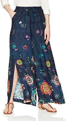 Desigual Women's Gigi Floral Print Pant