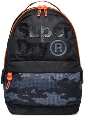 Superdry Dot All Over Print Montana Rucksack