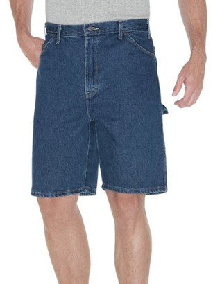 "Dickies Men's 9.5"" Denim Carpenter Short"