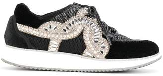 Sophia Webster sneakers with embellishment