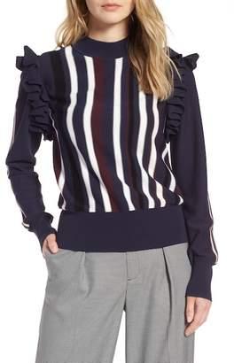 Halogen Detachable Sleeve Sweater (Regular & Petite)