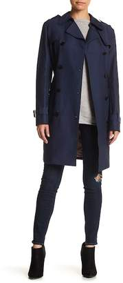 Cole Haan Military Trench Coat $400 thestylecure.com