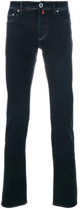 Jacob Cohen patch detail jeans
