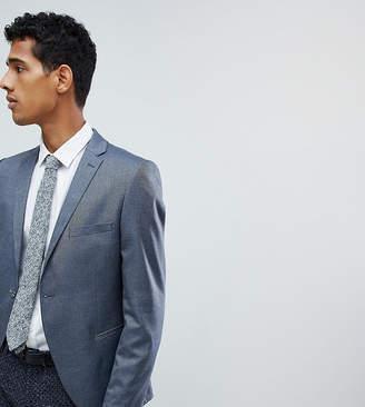 Selected Slim Suit Jacket In Birdseye