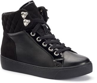 Juicy Couture Shawnie Women's High-Top Sneakers $74.99 thestylecure.com