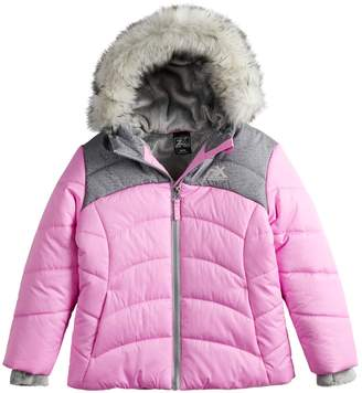 ZeroXposur Girls 4-16 Abree Heavyweight Puffer Jacket