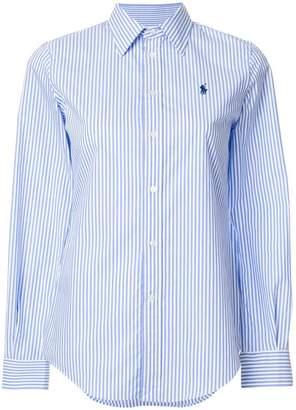 Polo Ralph Lauren striped stretch shirt