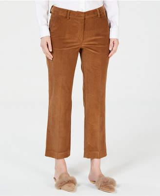 Max Mara Corduroy Ankle Pants