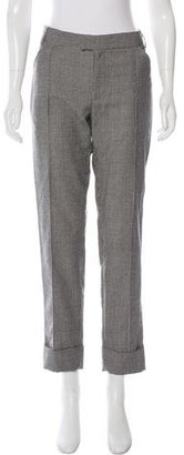 Boy. by Band of Outsiders Straight-Leg Wool Pants $75 thestylecure.com