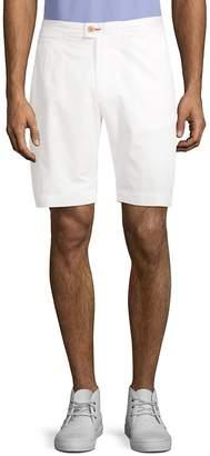Psycho Bunny Men's Classic-Fit Cotton Shorts