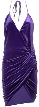 Alexandre Vauthier ruched mini dress