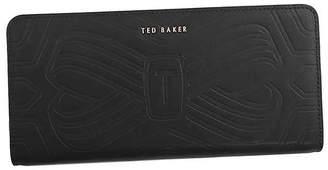 Ted Baker 【25%OFF】テッドベイカー143144 MELLVNA ラウンドナガザイフ BK 00ユニセックスブラックF【 】【タイムセール開催中】