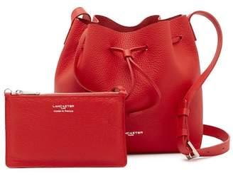 Lancaster Paris Pur Taurillon Leather Shoulder Bag