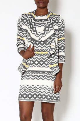 Jack Tribal Print Jacket