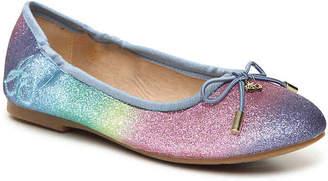 Sam Edelman Felicia Toddler & Youth Ballet Flat - Girl's