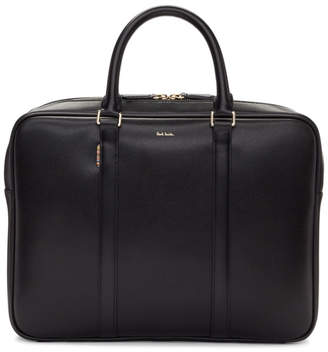 Paul Smith Black New City Portfolio Briefcase