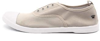 Walnut Melbourne Euro plimsole Sand Shoes Womens Shoes Casual Flat Shoes