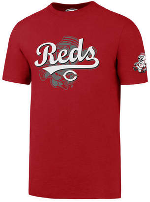 '47 Men's Cincinnati Reds On-Deck Rival T-Shirt