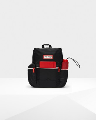 Hunter Mini Top Clip Backpack - Nylon