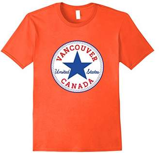 Columbia VANCOUVER CANADA British T-Shirt