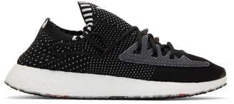 Y-3 Y 3 Black Raito Racer Sneakers