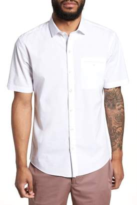 Zachary Prell Baumann Slim Fit Sport Shirt