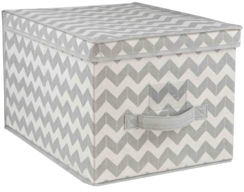 Home Basics Chevron Box