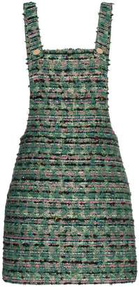 N. Duo Tweed Mini Dress