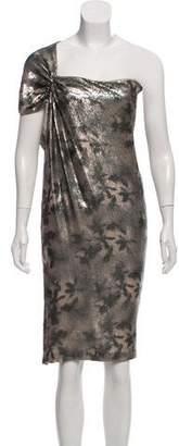 3.1 Phillip Lim Asymmetrical Sequin Dress