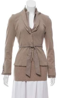 Brunello Cucinelli Knit Cardigan Set