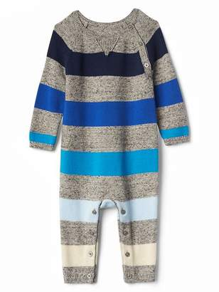 Rugby stripe sweater one-piece $39.95 thestylecure.com