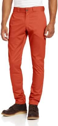 Dickies Men's Skinny Straight Fit Work Pant