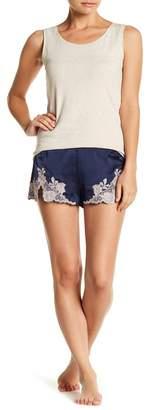 Josie Natori Lillian Silk Shorts