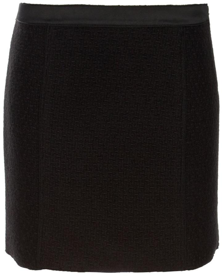 D&G Tweed skirt