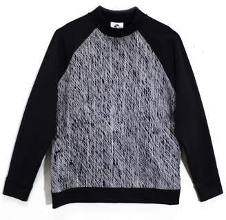 Lobo Mau Powerlines Raglan Sweatshirt