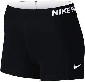 Nike Womens Pro Cool Shorts Black XL