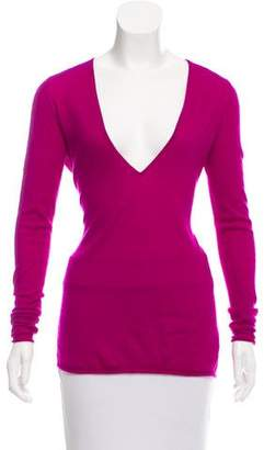 Bruno Manetti Cashmere Long Sleeve Sweater
